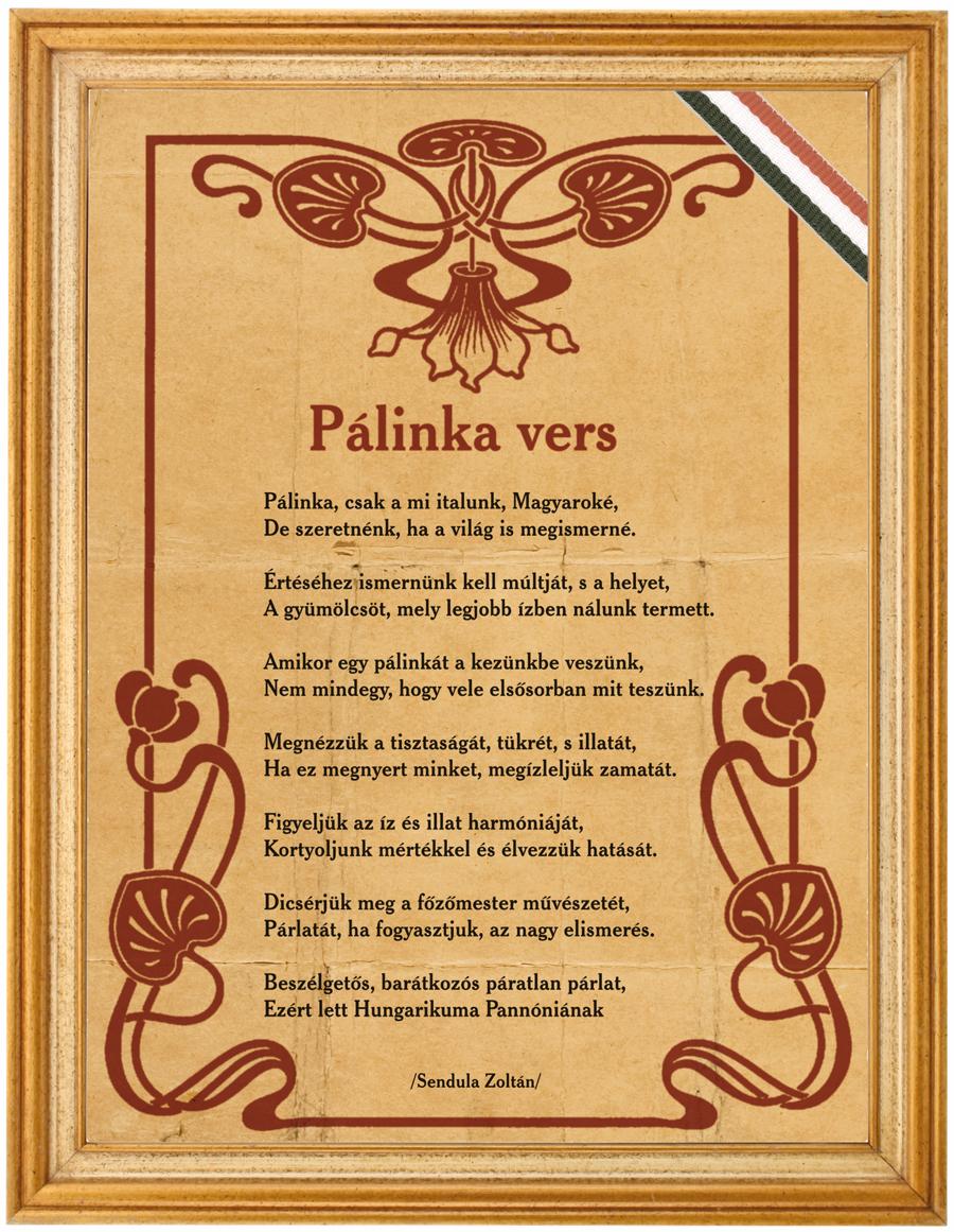 pálinkáról szóló idézetek aranyló: február 2012